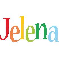 Jelena birthday logo