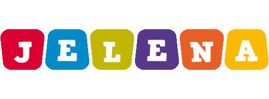 Jelena daycare logo