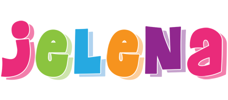 Jelena friday logo