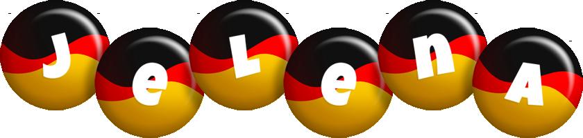 Jelena german logo