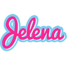 Jelena popstar logo