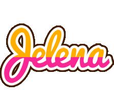Jelena smoothie logo