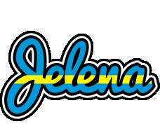 Jelena sweden logo