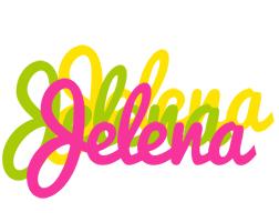 Jelena sweets logo