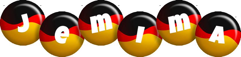 Jemima german logo