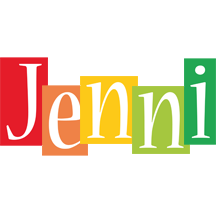 Jenni colors logo