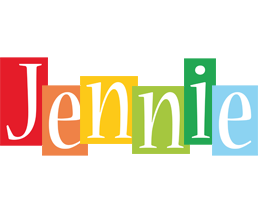 Jennie colors logo