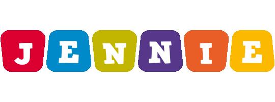 Jennie daycare logo
