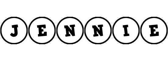 Jennie handy logo