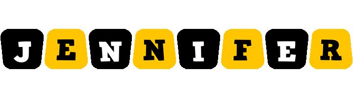Jennifer boots logo