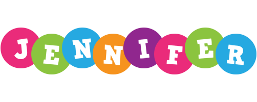 Jennifer friends logo