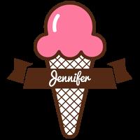 Jennifer premium logo