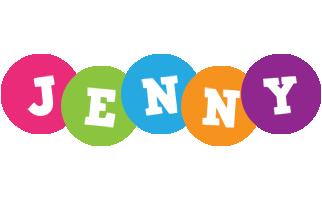 Jenny friends logo