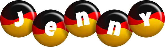 Jenny german logo