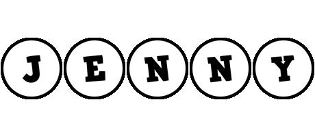 Jenny handy logo