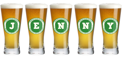Jenny lager logo