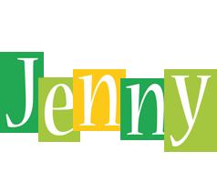 Jenny lemonade logo