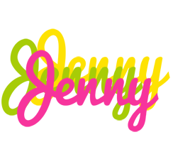 Jenny sweets logo