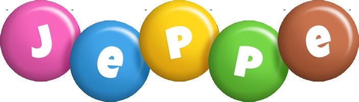 Jeppe candy logo