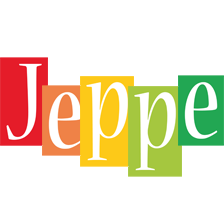 Jeppe colors logo