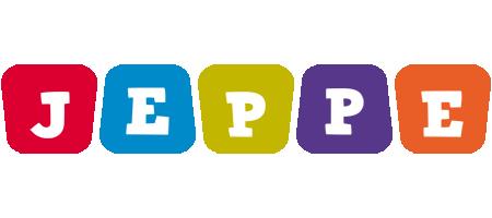 Jeppe daycare logo