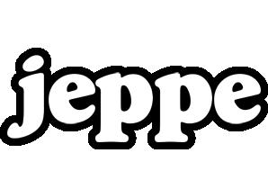 Jeppe panda logo