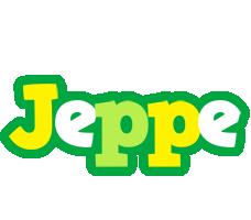 Jeppe soccer logo