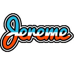 Jereme america logo