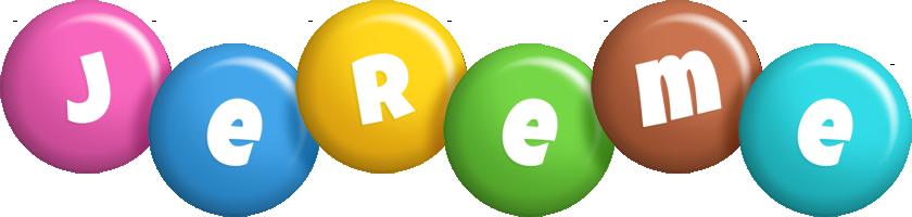 Jereme candy logo