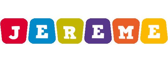 Jereme daycare logo