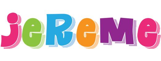 Jereme friday logo