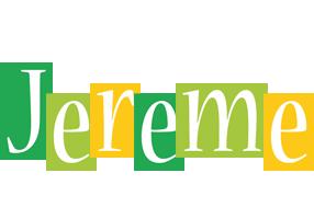 Jereme lemonade logo