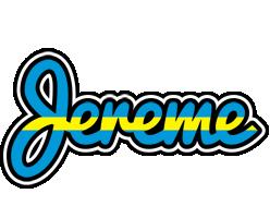 Jereme sweden logo