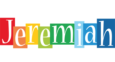 Jeremiah colors logo