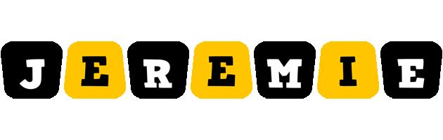 Jeremie boots logo