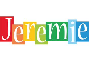 Jeremie colors logo