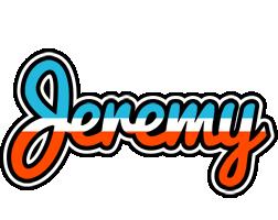 Jeremy america logo