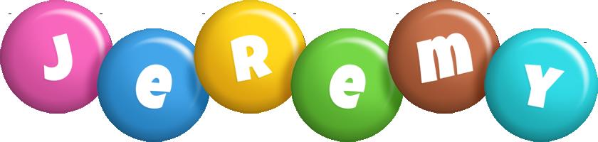 Jeremy candy logo