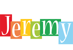 Jeremy colors logo