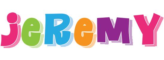 Jeremy friday logo
