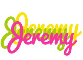 Jeremy sweets logo