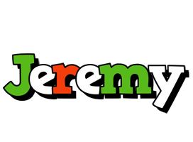 Jeremy venezia logo