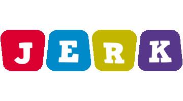 Jerk daycare logo