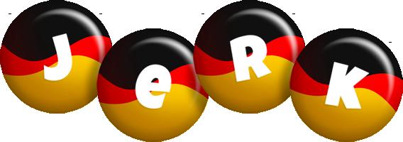 Jerk german logo