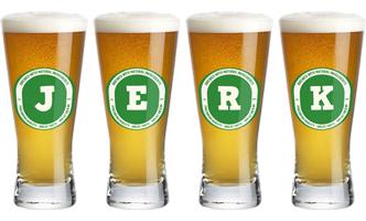 Jerk lager logo
