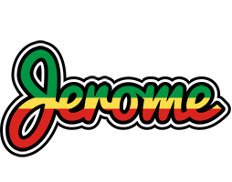 Jerome african logo