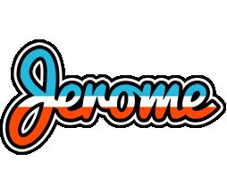 Jerome america logo