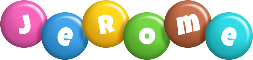 Jerome candy logo