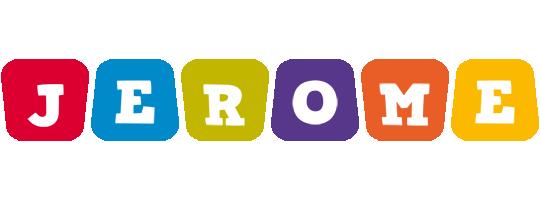 Jerome daycare logo
