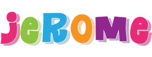 Jerome friday logo